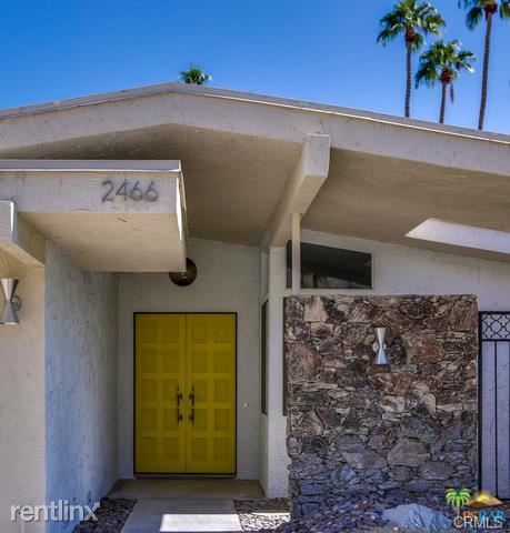 2466 S Madrona Dr, Palm Springs, CA