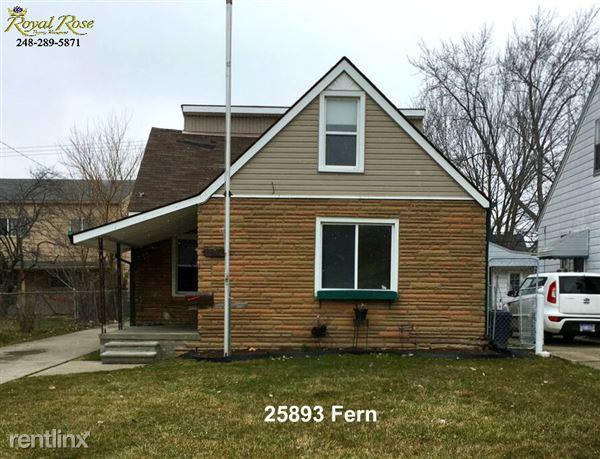 25893 Fern St, Roseville, MI