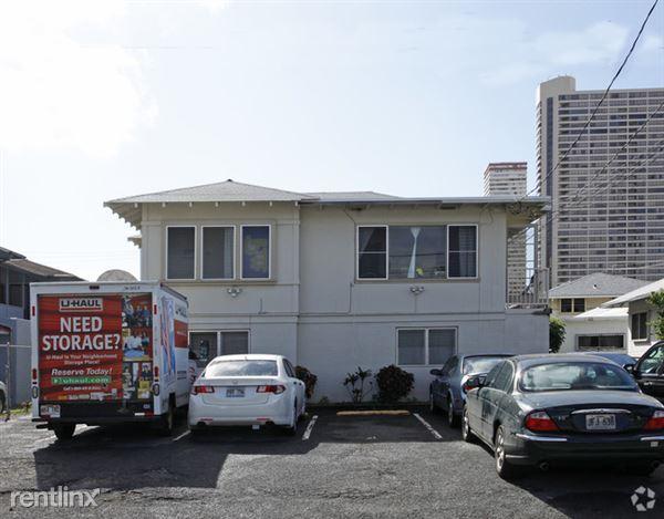 707 Hausten B, Honolulu, HI