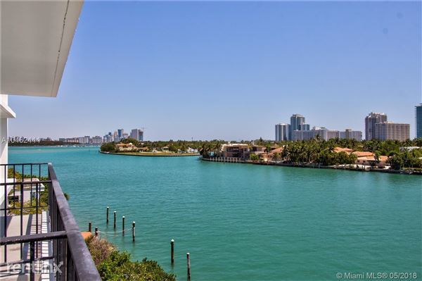 10100 E Bay Harbor Dr Apt 505, Bay Harbor Islands, FL