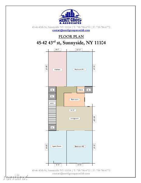 4542 43rd St, Sunnyside, NY