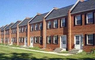 Townhome for Rent in Saginaw