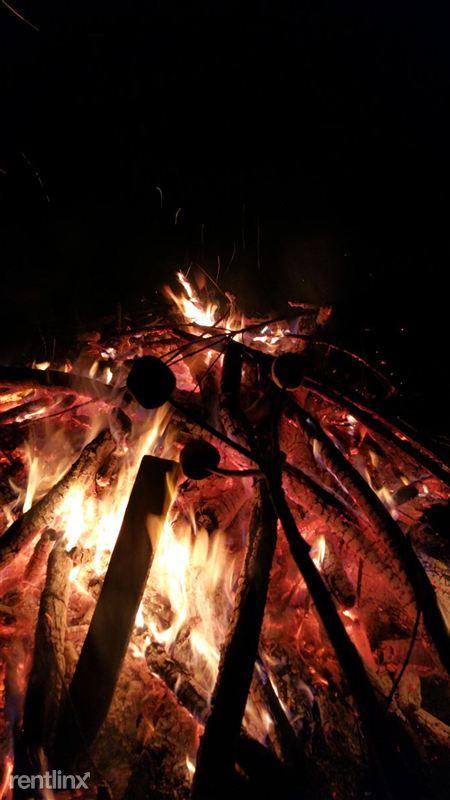 Resident Bonfire!