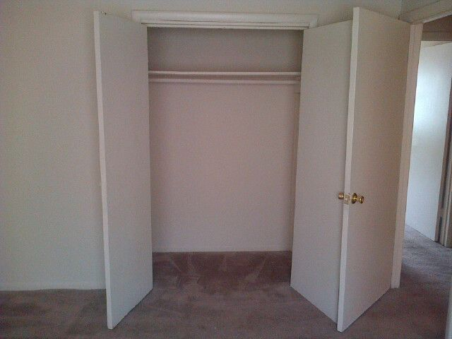 Lots of Closet and Storage Space!