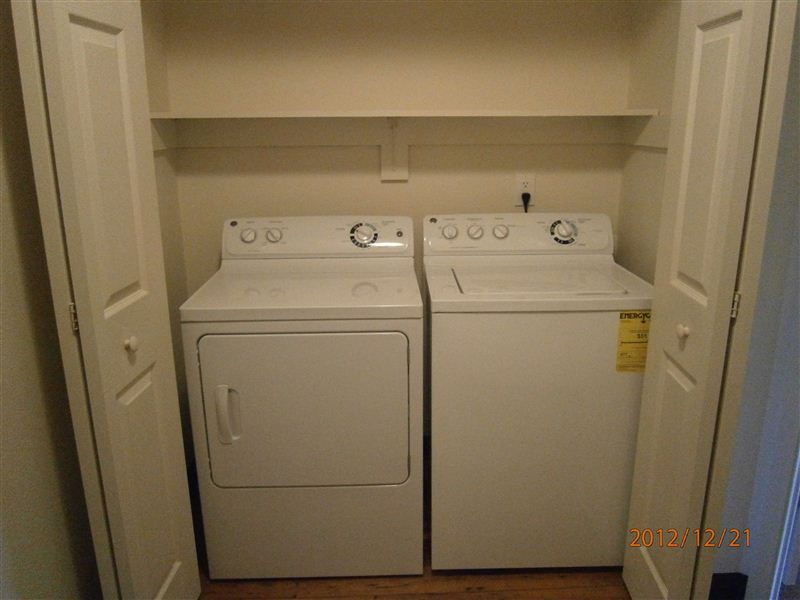 Style G washer dryer