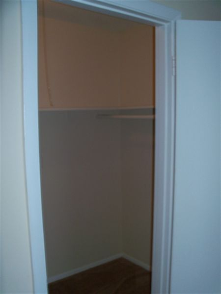 Walk In Closet In Master