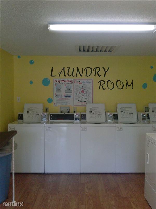 Laundry Room Facilities