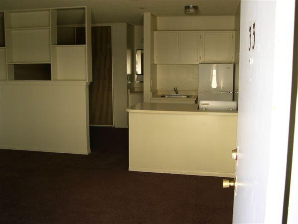 actual apartment