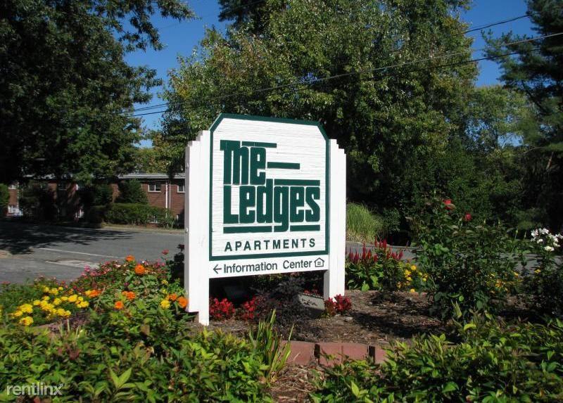 The Ledges Sign