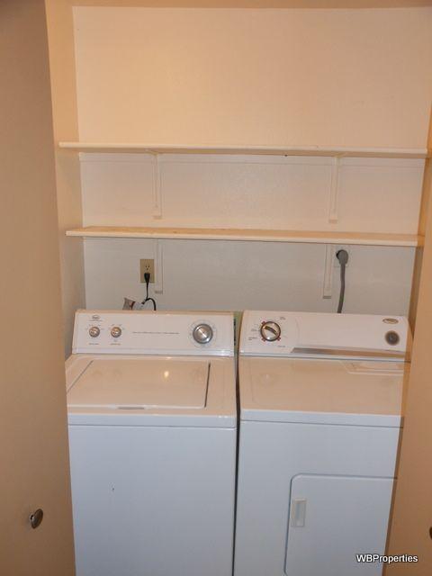 411 laundry closet