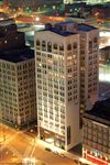 Kales at night - far corner suite under the arch - 17th floor