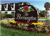 barrington sign