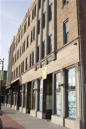 The Galston Apartments on the historic Michigan Avenue